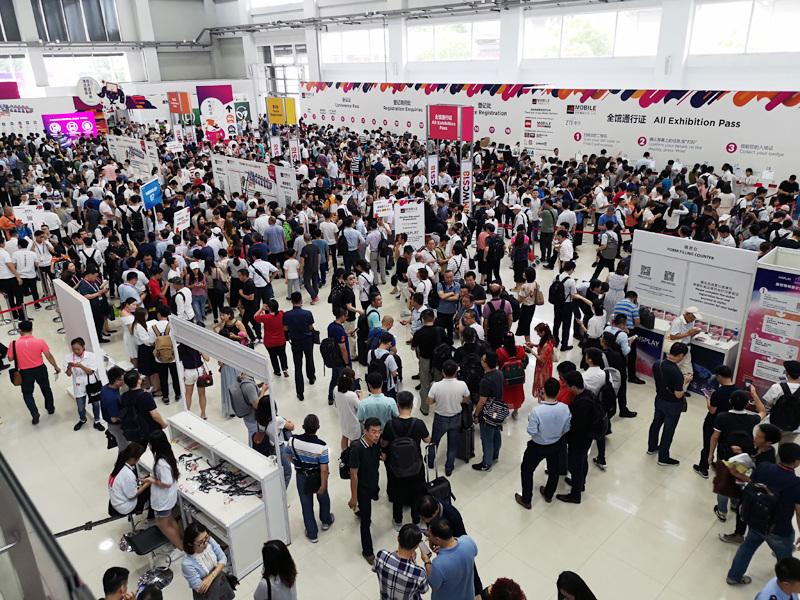 中国・上海で開催中のMobile World Congress Shanghai