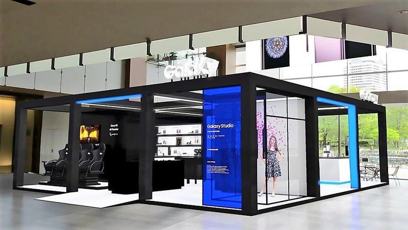 東京・六本木の東京ミッドタウンにオープンする「Galaxy Studio Tokyo」