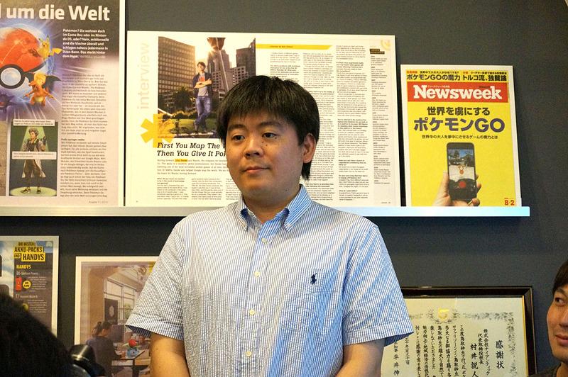 小酒井隆広氏は、東京大学でプログラミング言語理論を研究。2009年グーグルジャパンに入社し、バックエンド~クライアントと多岐に渡る開発を経験した。野村氏とともにGoogleマップのポケモンチャレンジを担当した。歩くことが趣味でIngressとPokémon GOをプレイ。ナイアンティックの掲げるミッションに共感して入社を決めた