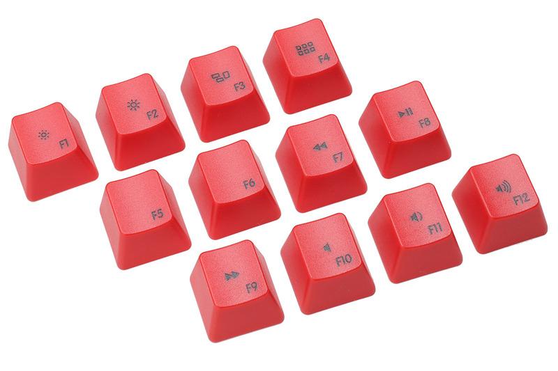 """左はMac用修飾キー(modifier key/モディファイアキー)の「option」と「command」。WASD Keyboardsでは「<a href=""""https://www.wasdkeyboards.com/index.php/products/keycap-mod-packs/os-cherry-mx-keycaps-set-of-2.html"""" class=""""strong bn"""" target=""""_blank"""">""""OS"""" Cherry MX Keycap set</a>」として各種OS用修飾キーが売られており、刻印色とキーキャップ色を選べるほか、キーサイズを2種(R1 1×1.25・R1 1×1)から選べます。お値段は1個でUS6ドル。右はMac用のメディアキー「<a href=""""http://www.wasdkeyboards.com/index.php/products/keycap-mod-packs/mac-hotkey-shortcuts-cherry-mx-keycap-set.html"""" class=""""strong bn"""" target=""""_blank"""">Mac Hotkey Media Shortcuts Cherry MX Keycap Set (12 R4 1×1)</a>」。お値段は一式12個セットでUS15ドル。これも刻印色とキーキャップ色が選べます。キーキャップのサイズなどについてはWASD Keyboardsに<a href=""""https://support.wasdkeyboards.com/hc/en-us/articles/115009701328-Keycap-Size-Compatibility"""" class=""""strong bn"""" target=""""_blank"""">解説ページ</a>をご覧ください。"""