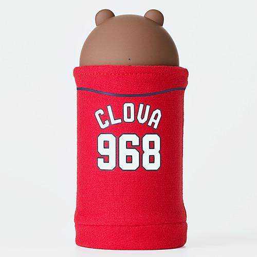 Clova Friends BROWN カープカバーセット