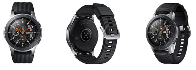 Galaxy Watch (46mm)/Silver