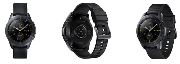 Galaxy Watch (42mm)/Midnight Black