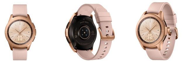 Galaxy Watch (42mm)/Rose Gold