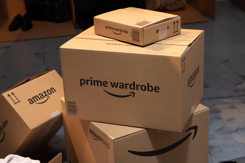 プライム会員向け「prime wardrobe」は、購入前に自宅で試着してから、購入する商品を選べるサービス。購入しない商品は配送時のダンボールを利用して返送する