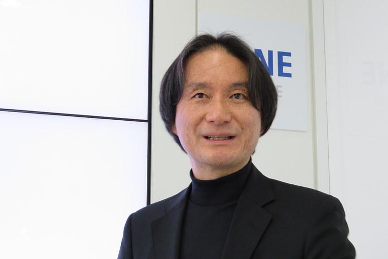 トーンモバイル 代表取締役社長の石田 宏樹氏