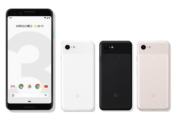 2位「Google Pixel 3」