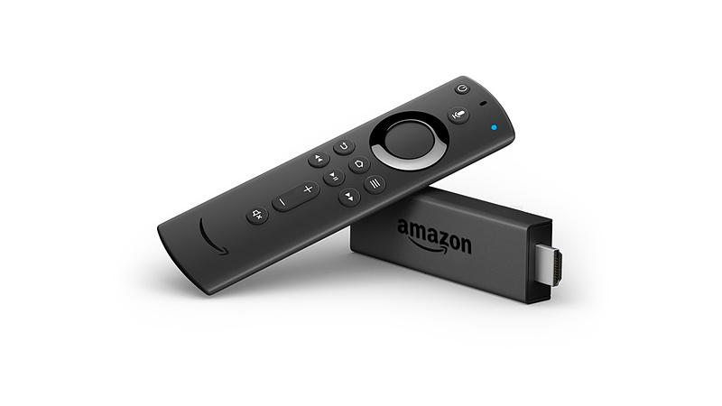 Fire TV Stick(Alexa対応音声認識リモコン付属モデル)