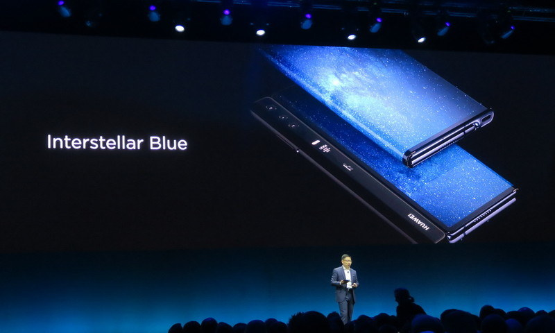 ボディカラーは「Interstellar Blue」のみをラインアップ