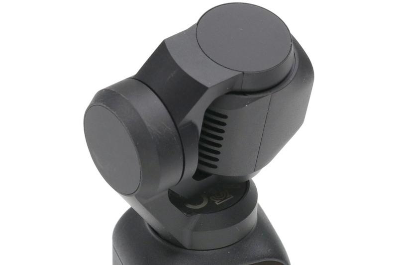 Osmo Pocketのスタビライザー部はけっこうデリケート。Osmo Pocketの「要」となる箇所でもありますので、携帯時はしっかり保護したいものです。
