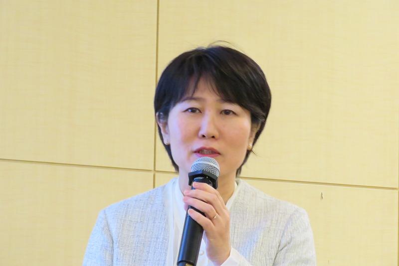 KDDI ライフデザイン事業企画本部 新規事業推進部長 宮本美佐氏