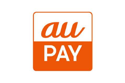店頭に掲示される「au PAY」アクセプタンスマーク