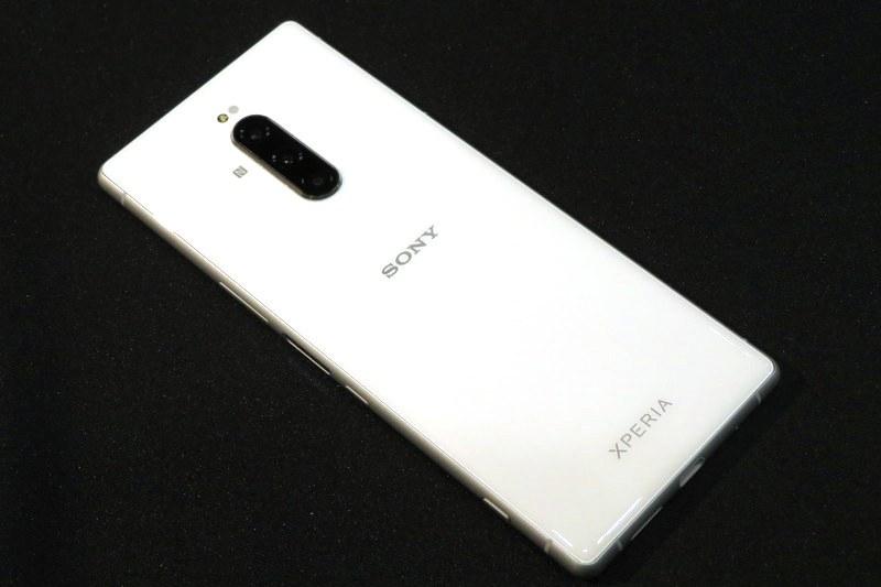Xperia 1(ホワイト)