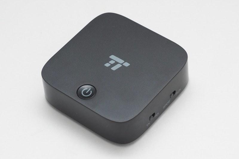 TaoTronicsのBluetoothオーディオトランスミッター「TT-BA09」