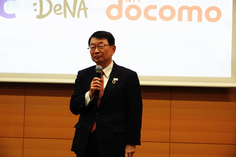 セコム 代表取締役社長 中山泰男氏