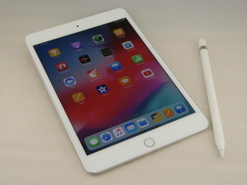Apple Pencil(第1世代)に対応したiPad mini(第5世代)だが、用途によってはiPad Air(第3世代)の方が有用かもしれない