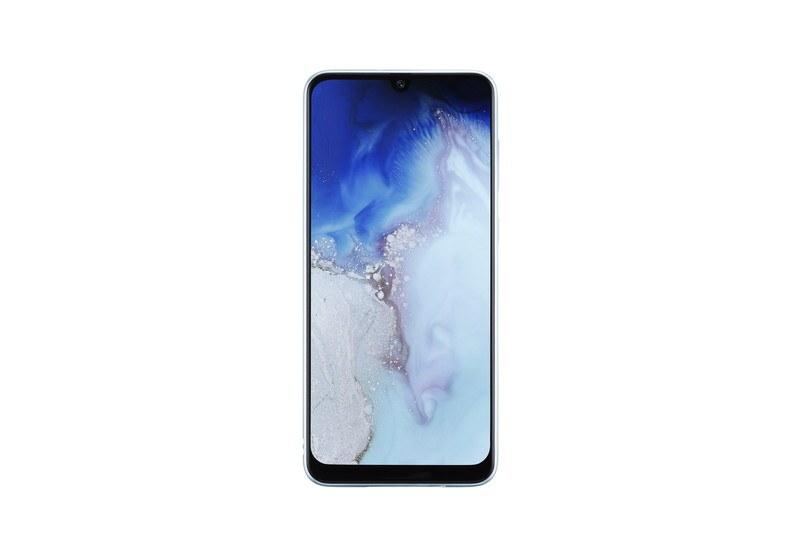 「Galaxy A30 SCV43」ホワイト