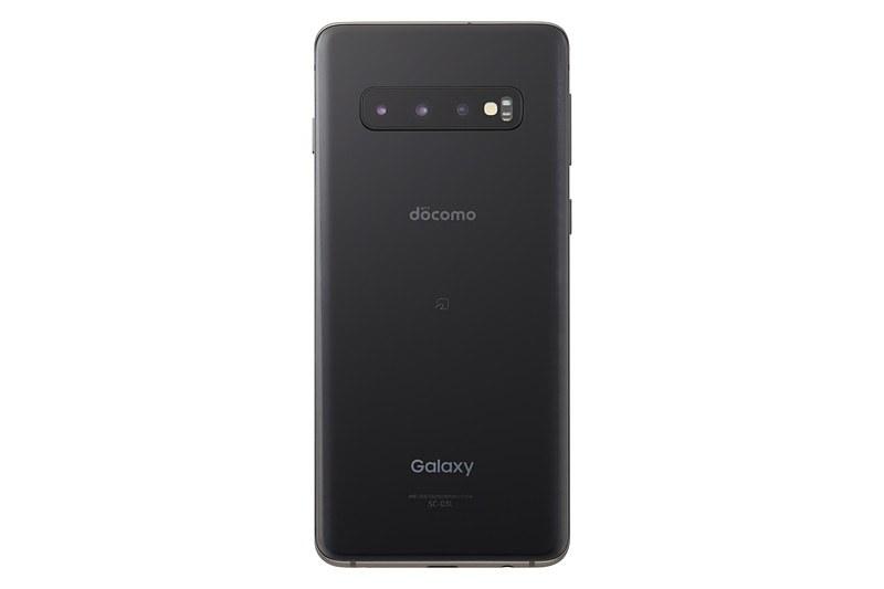 Galaxy S10 SC-03L(プリズムブラック)