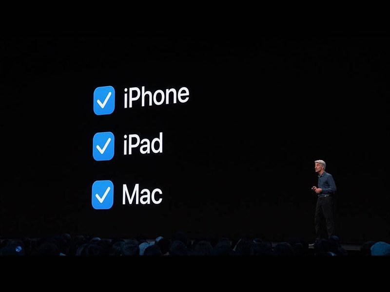 Mac版アプリも一緒に開発できる
