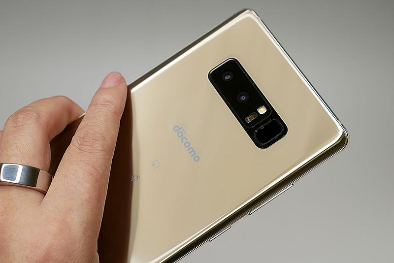 ドコモ版Galaxy Note8 SC-01K