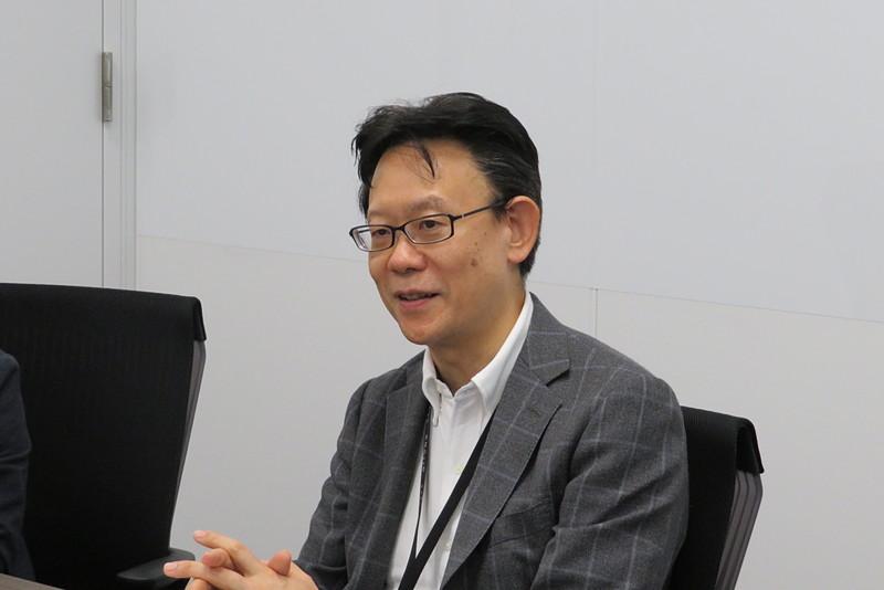 FCNT 事業本部 プロダクト事業本部 商品企画部 部長 今村誠氏