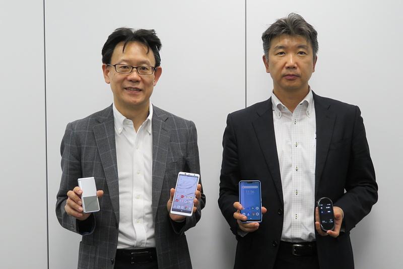 5G時代の富士通コネクテッドテクノロジーズにぜひとも期待