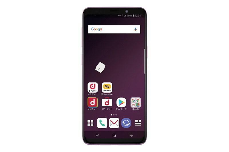 Galaxy S9 SC-02K