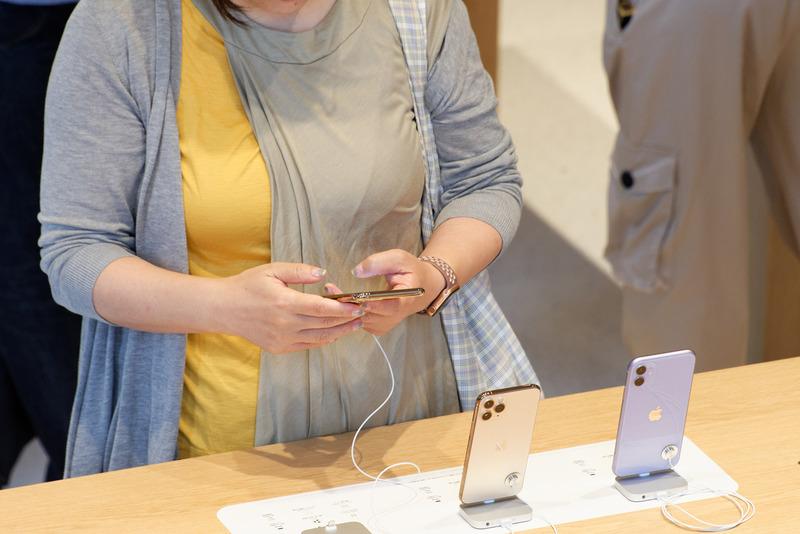 iPhone 11をじっくりチェック