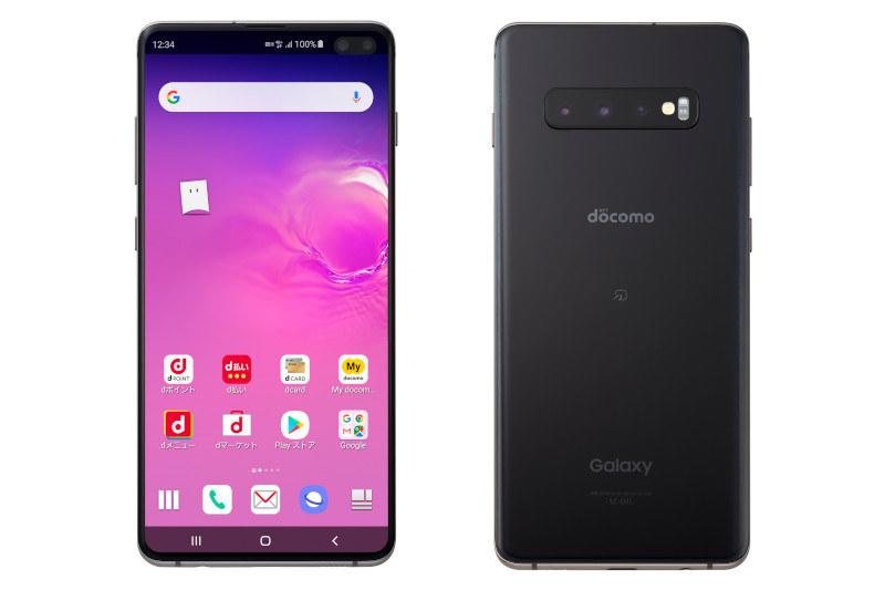 Galaxy S10+ SC-04L