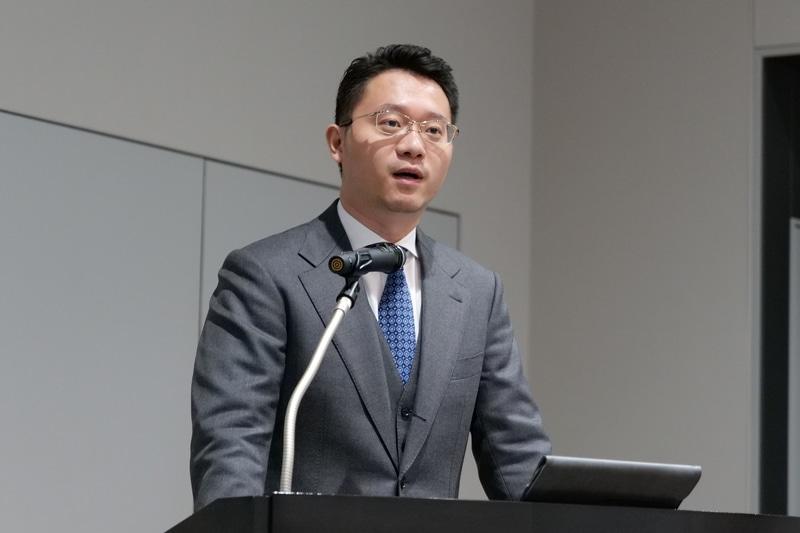 オッポジャパン 代表取締役社長 鄧宇辰(トウ・ウシン)氏