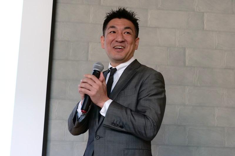 TAKUMI JAPAN 増田薫社長