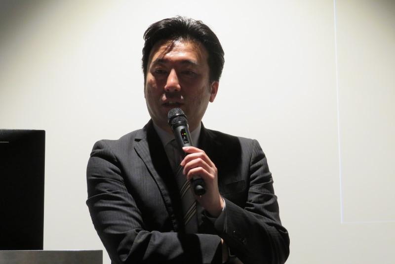 飯塚純也氏