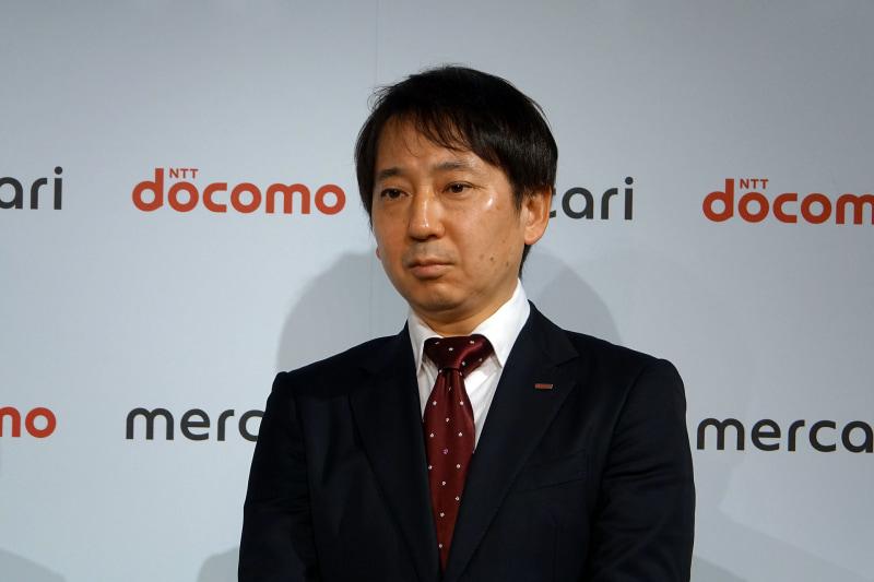 ドコモの田原氏