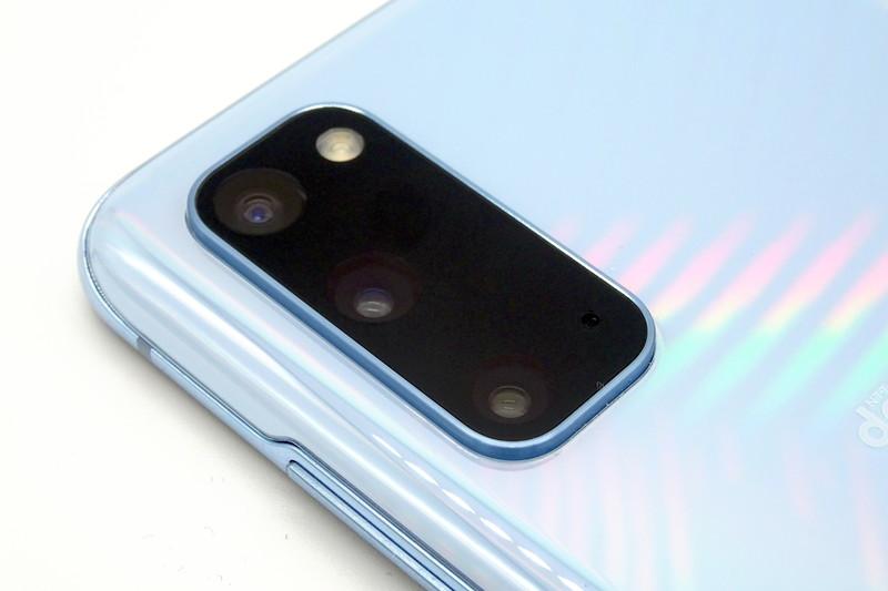 Galaxy S20 5G SC-51Aのカメラを試してみた