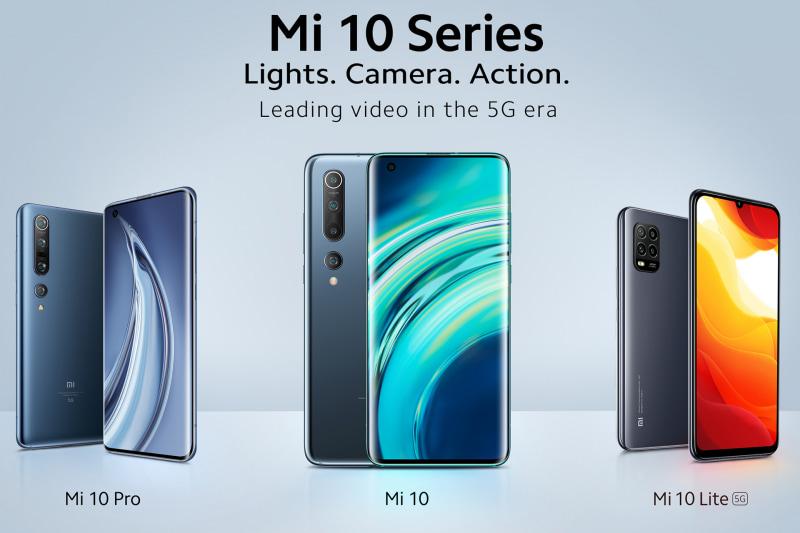 Mi 10シリーズ