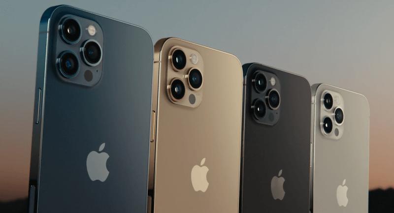 iPhone 12 Pro/12 Pro Max