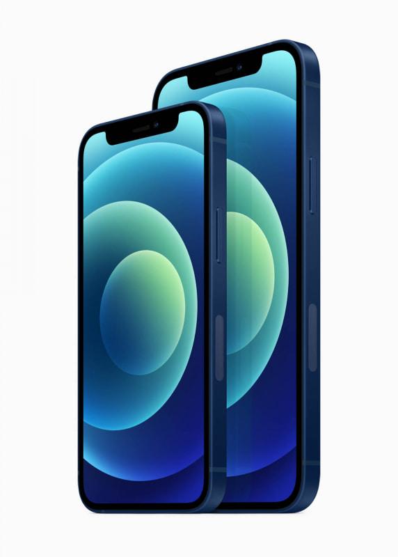 iPhone 12とiPhone 12 mini