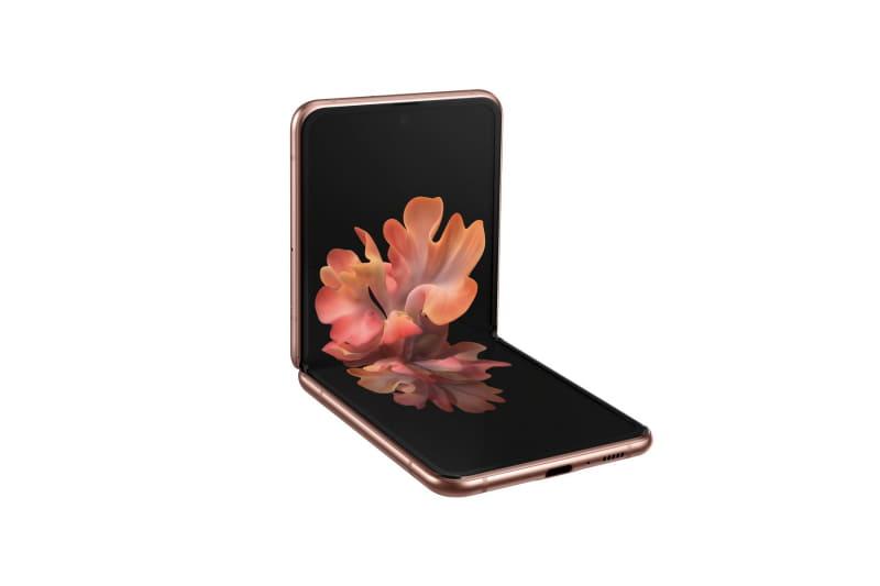 Galaxy Z Flip 5G SCG04