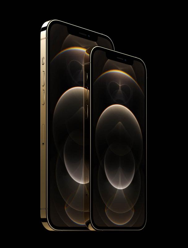 iPhone 12 Pro MaxとiPhone 12 Pro