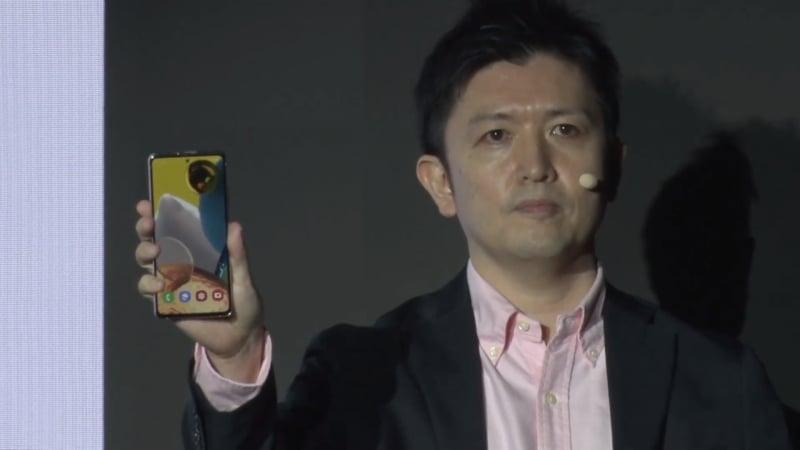 サムスン電子ジャパン 松本氏