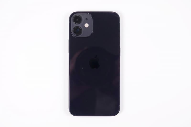 iPhone 12 mini(ブラック)