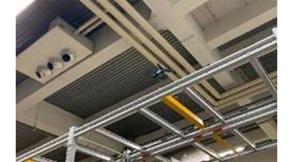 Skydio 2による狭所の自律飛行