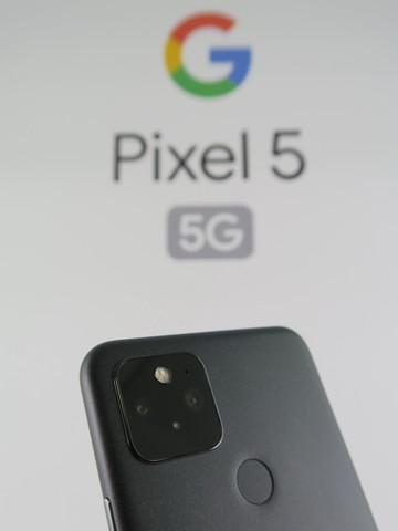 「Pixel 5」は背面にデュアルカメラを搭載