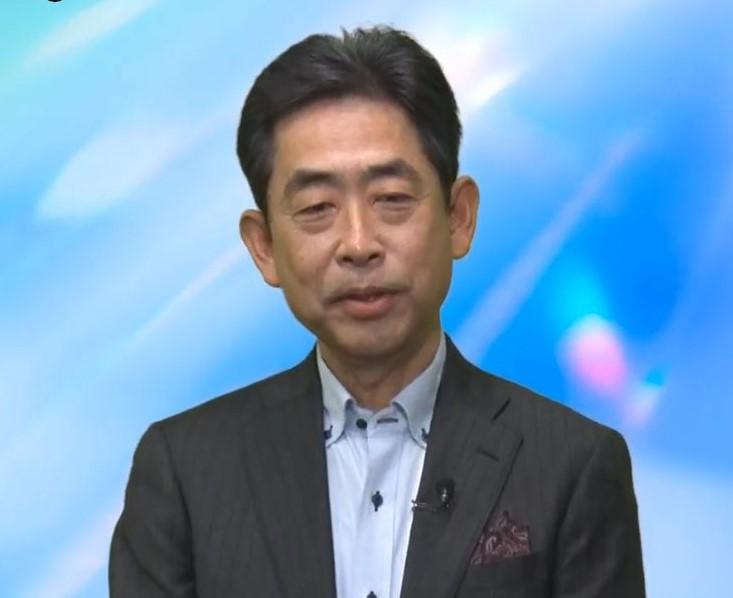 代表取締役社長の高田 克美氏