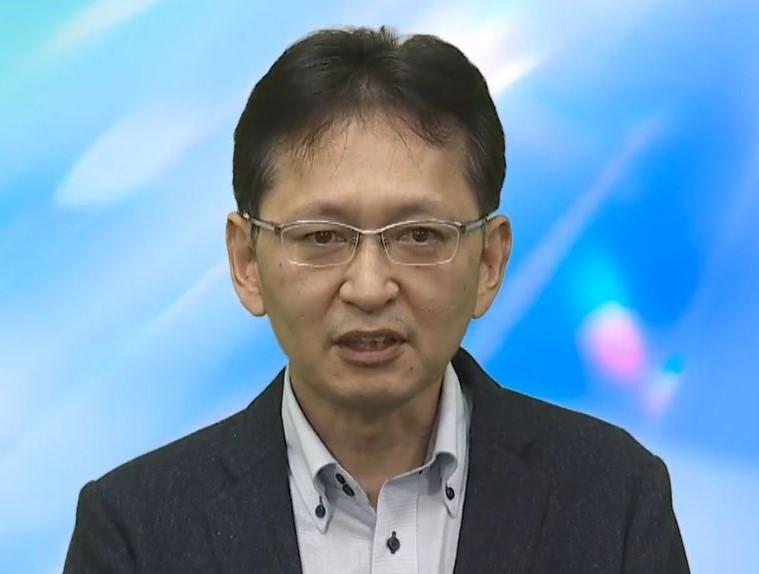 プロダクト担当執行役員の櫛笥 直英氏