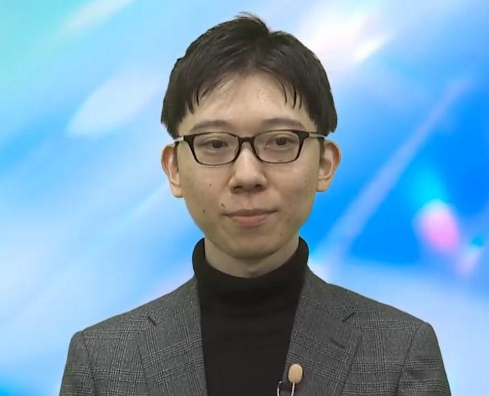 経営戦略室兼営業本部の外谷 一磨氏