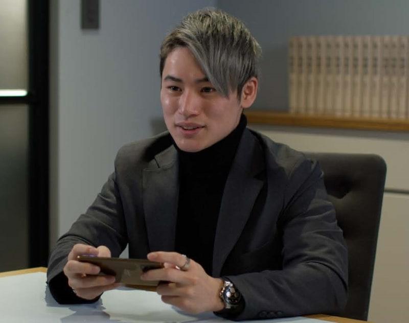 「REJECT」リーダーの甲山 翔也氏