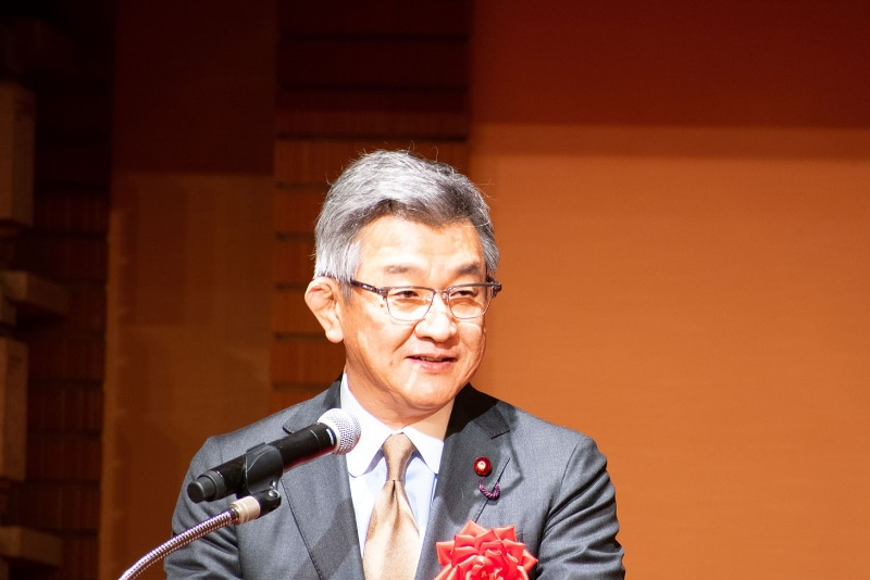 武田 良太総務大臣