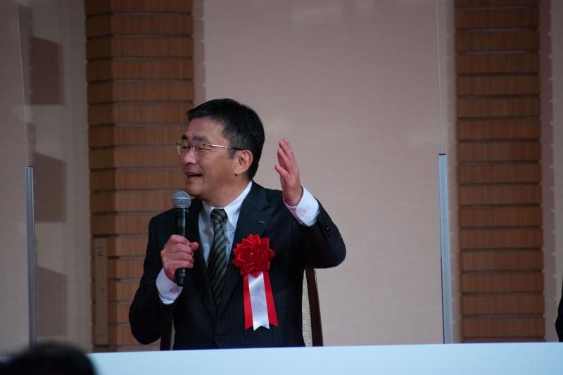 KDDI代表取締役社長 髙橋 誠氏