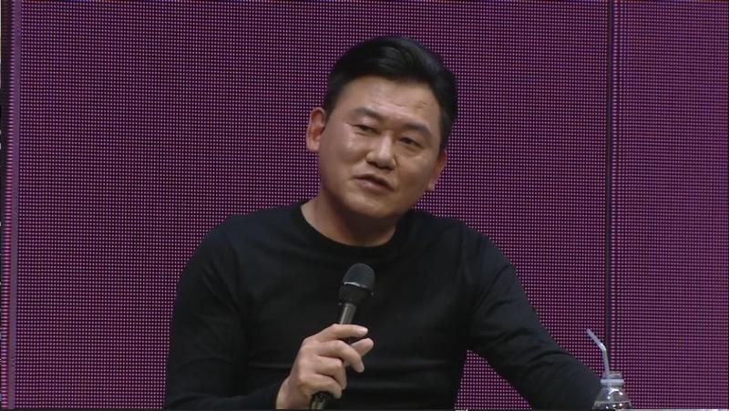 代表取締役会長兼CEOの三木谷 浩史氏